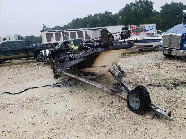 Salvage boats for sale at Ocala, FL auction: 2005 Other Boat