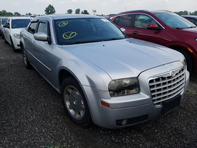 Salvage cars for sale from Copart London, ON: 2009 Chrysler 300 Touring