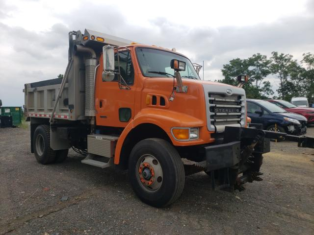Sterling salvage cars for sale: 2007 Sterling L 7500