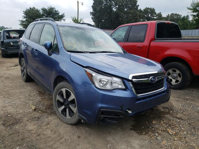 Salvage cars for sale at Seaford, DE auction: 2017 Subaru Forester 2