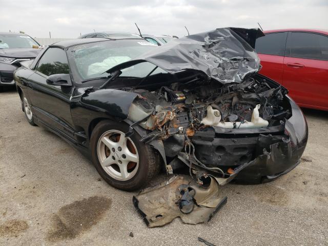 Pontiac Firebird salvage cars for sale: 2001 Pontiac Firebird