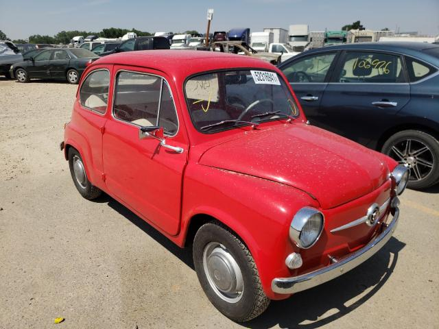Used 1960 FIAT 600 - Small image. Lot 52316941