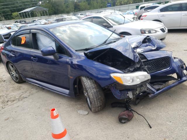 Subaru Vehiculos salvage en venta: 2016 Subaru WRX Premium