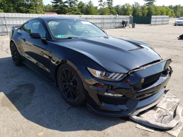 Salvage 2018 FORD MUSTANG - Small image. Lot 51861241