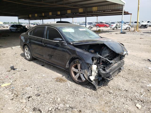 Volkswagen Passat salvage cars for sale: 2013 Volkswagen Passat