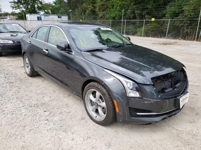 Vehiculos salvage en venta de Copart Northfield, OH: 2018 Cadillac ATS