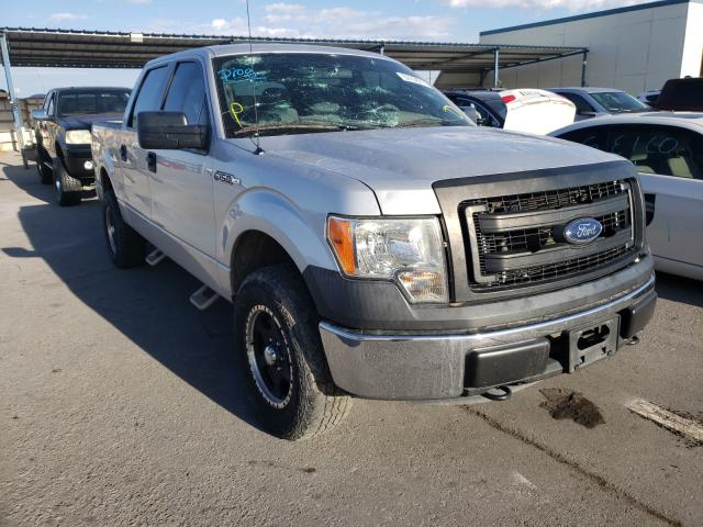 Salvage cars for sale from Copart Anthony, TX: 2013 Ford F150 Super