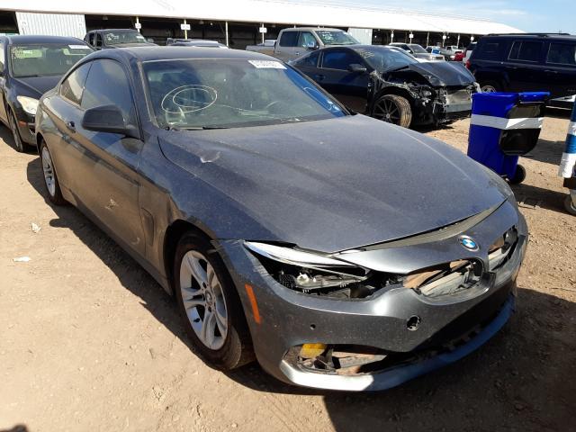 BMW Vehiculos salvage en venta: 2014 BMW 428 I