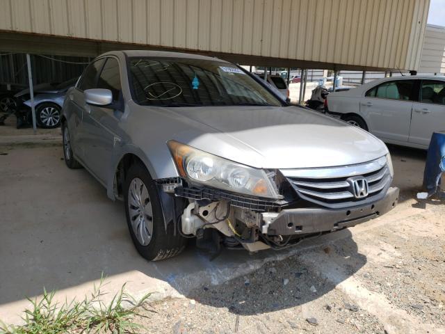 Vehiculos salvage en venta de Copart Fairburn, GA: 2012 Honda Accord LX