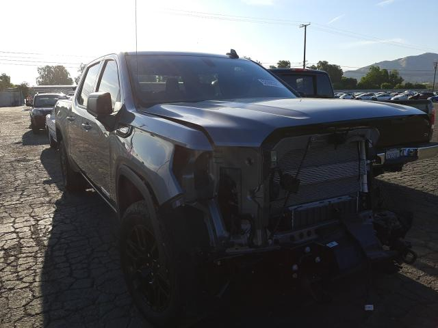 Salvage cars for sale from Copart Colton, CA: 2021 GMC Sierra K15