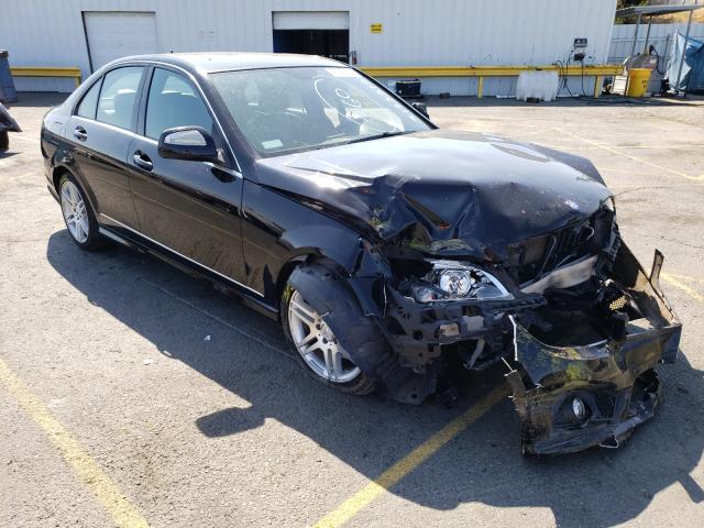 Vehiculos salvage en venta de Copart Vallejo, CA: 2008 Mercedes-Benz C 350