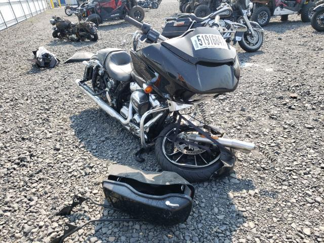 Salvage motorcycles for sale at Airway Heights, WA auction: 2020 Harley-Davidson Fltrx