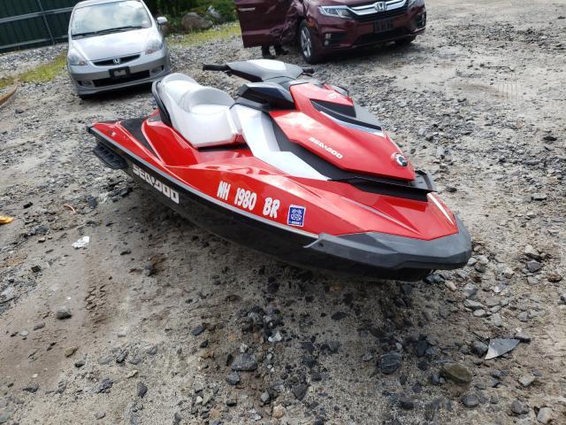 2011 Seadoo GTI SE 130 en venta en Candia, NH