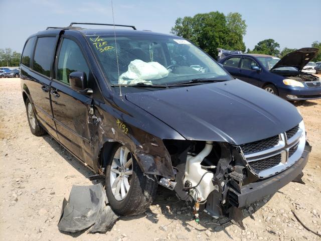 Vehiculos salvage en venta de Copart China Grove, NC: 2014 Dodge Grand Caravan