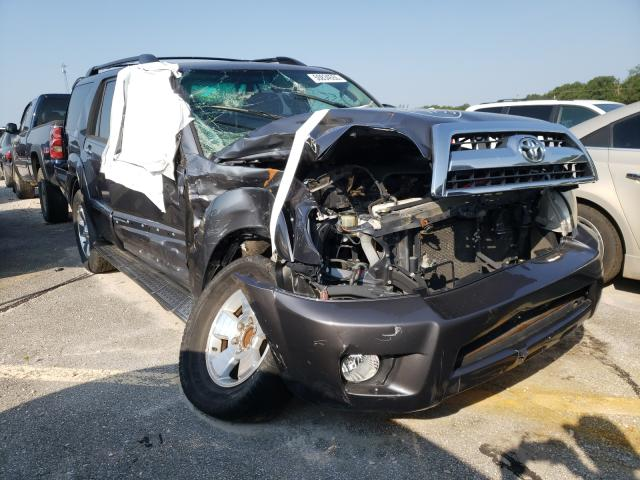 Salvage cars for sale from Copart Rogersville, MO: 2006 Toyota 4runner SR