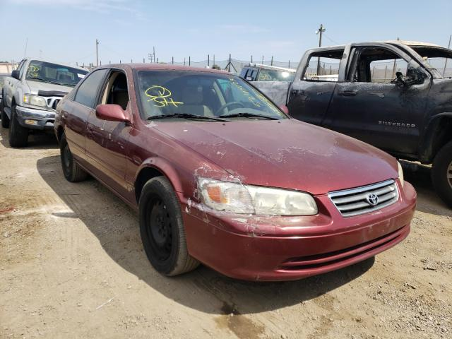 Salvage cars for sale from Copart San Martin, CA: 2000 Toyota Camry CE