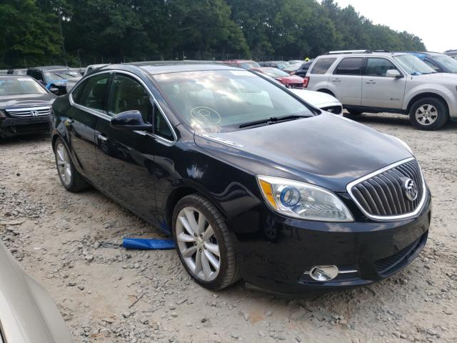 Salvage cars for sale from Copart Austell, GA: 2012 Buick Verano