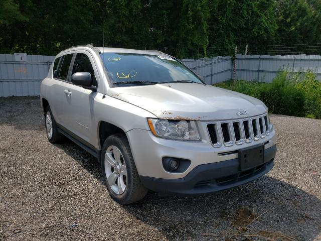 Jeep Compass salvage cars for sale: 2013 Jeep Compass