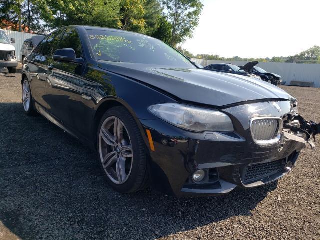 Vehiculos salvage en venta de Copart New Britain, CT: 2016 BMW 550 I