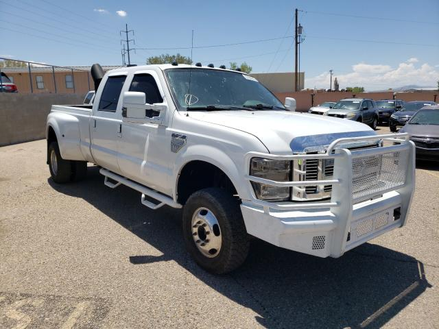 Salvage cars for sale from Copart Albuquerque, NM: 2008 Ford F350 Super