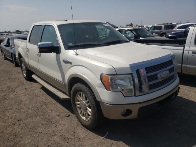 Salvage cars for sale from Copart Brighton, CO: 2009 Ford F150 Super