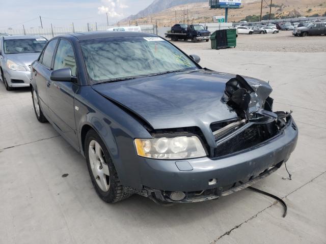 Audi Vehiculos salvage en venta: 2002 Audi A4 1.8T Quattro