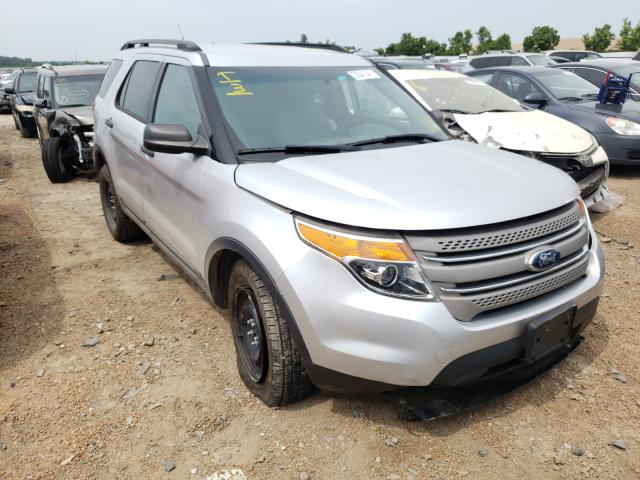 Salvage cars for sale at Bridgeton, MO auction: 2013 Ford Explorer