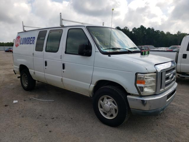 Salvage cars for sale from Copart Harleyville, SC: 2013 Ford Econoline