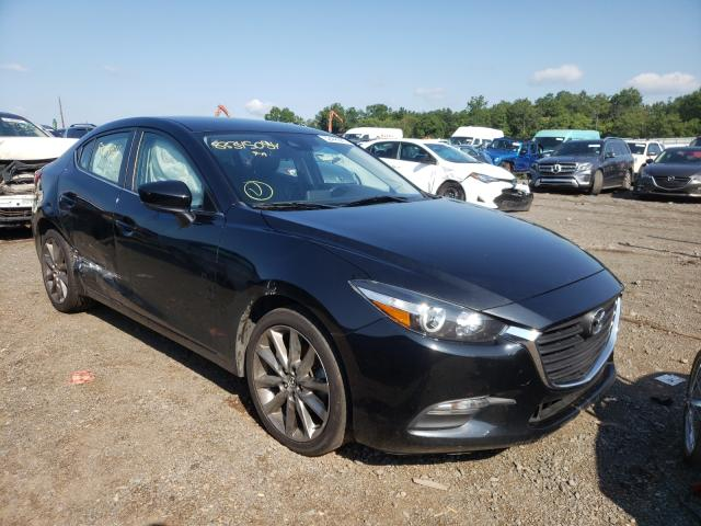 Rental Vehicles for sale at auction: 2018 Mazda 3 Touring