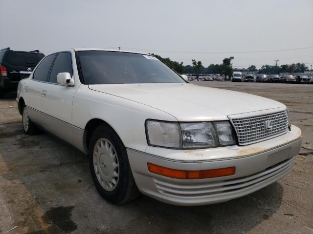 Lexus salvage cars for sale: 1990 Lexus LS 400