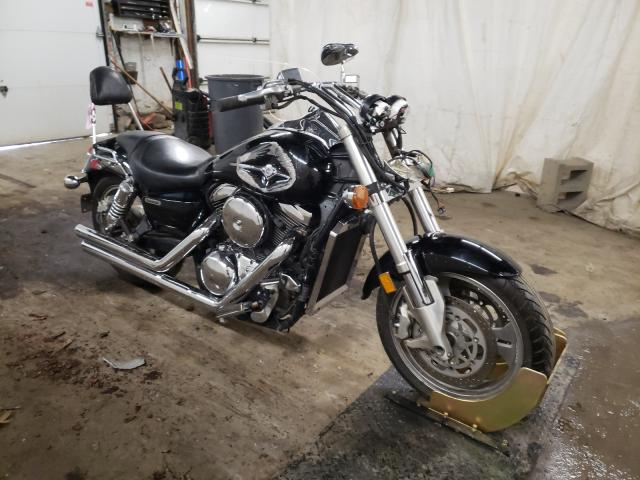 Salvage cars for sale from Copart Ebensburg, PA: 2006 Kawasaki 1600 Means