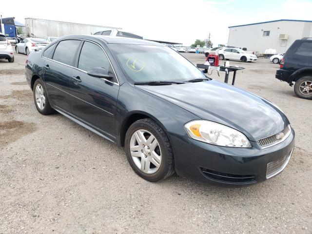 Salvage cars for sale at Tucson, AZ auction: 2015 Chevrolet Impala LIM