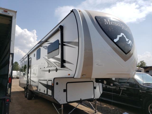 Highland Ridge Mesa Ridge salvage cars for sale: 2019 Highland Ridge Mesa Ridge