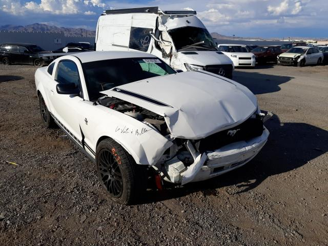 Salvage cars for sale at Las Vegas, NV auction: 2007 Ford Mustang