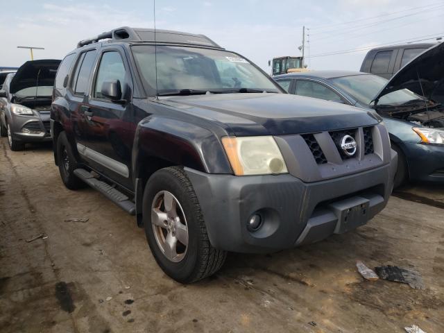 Vehiculos salvage en venta de Copart Lebanon, TN: 2006 Nissan Xterra OFF