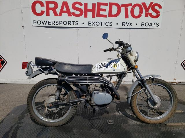 Salvage cars for sale from Copart Van Nuys, CA: 1969 Yamaha MC AT1