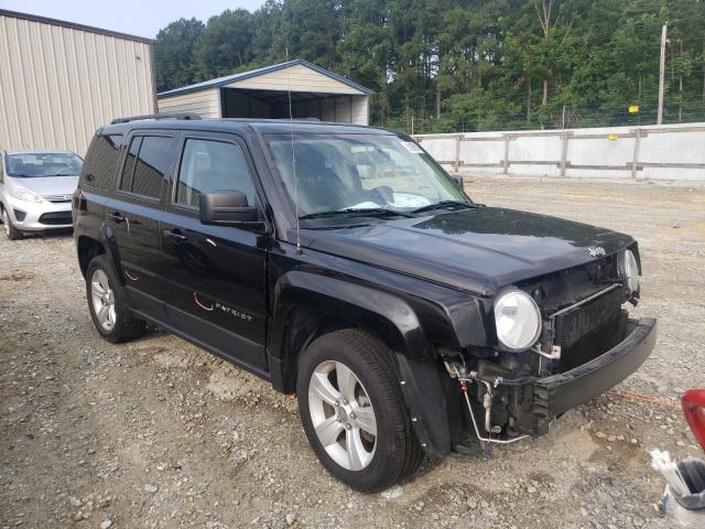 Salvage cars for sale from Copart Seaford, DE: 2016 Jeep Patriot LA