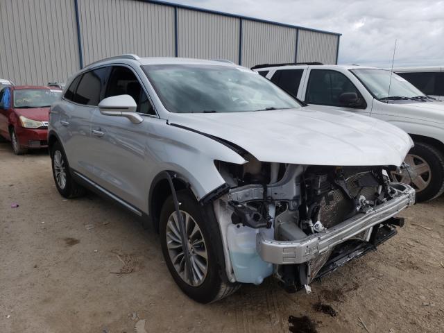 Vehiculos salvage en venta de Copart Apopka, FL: 2018 Lincoln MKX Select