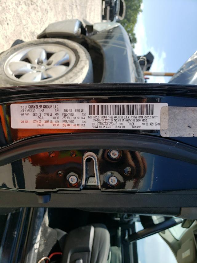 2014 RAM 1500 SLT 1C6RR6GT2ES253419