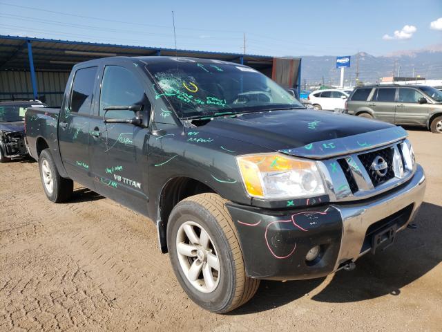 Nissan Vehiculos salvage en venta: 2008 Nissan Titan XE