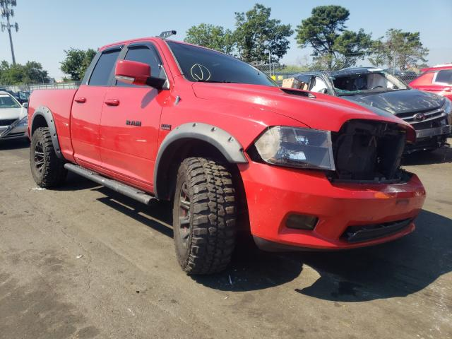 Salvage cars for sale from Copart Brookhaven, NY: 2011 Dodge RAM 1500
