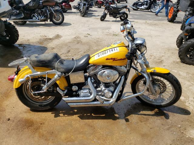 Salvage cars for sale from Copart Conway, AR: 2005 Harley-Davidson Fxdc