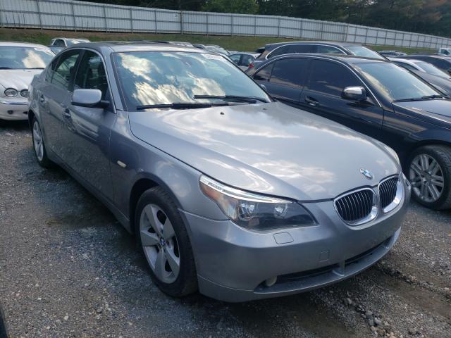 BMW Vehiculos salvage en venta: 2007 BMW 525 XI