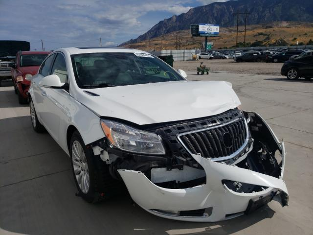 Buick Vehiculos salvage en venta: 2012 Buick Regal Premium