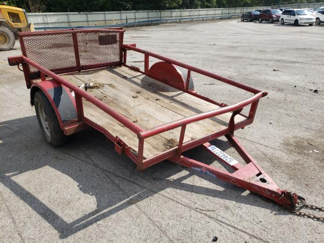 Salvage cars for sale from Copart Ellwood City, PA: 2006 Diamond Trailer