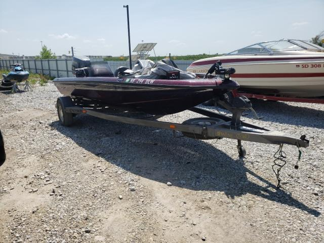 Champion salvage cars for sale: 1999 Champion Boat With Trailer