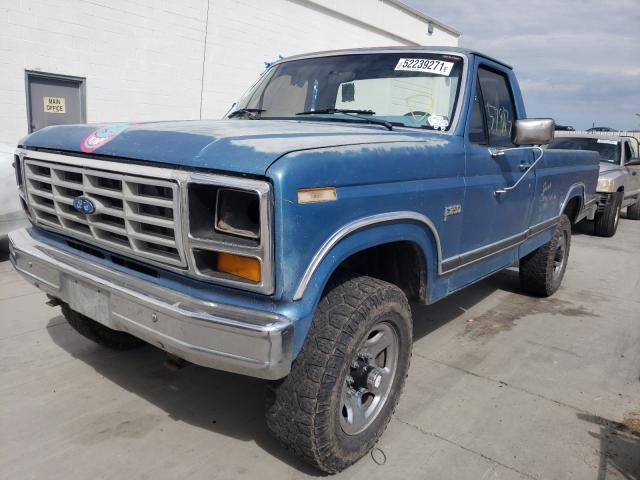 FORD F250 1984 1