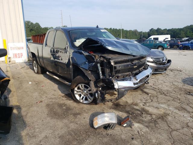 Chevrolet salvage cars for sale: 2011 Chevrolet Silverado