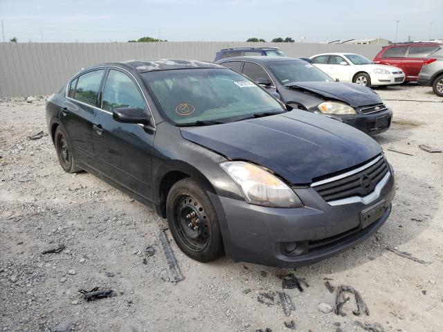 Salvage cars for sale from Copart Greenwood, NE: 2007 Nissan Altima 2.5