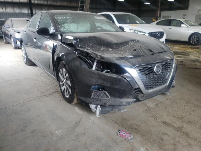 Salvage cars for sale from Copart Des Moines, IA: 2020 Nissan Altima S